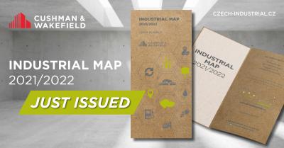 Nová Industriální mapa 2021/2022