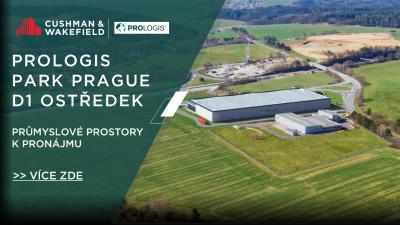 PROLOGIS PARK PRAGUE D1 - OSTŘEDEK
